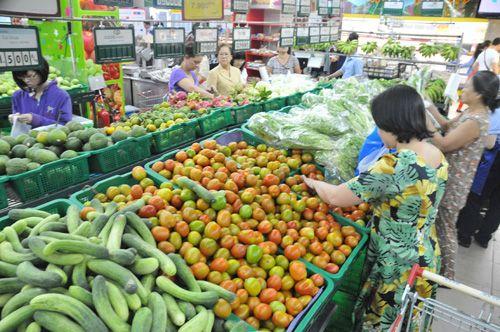 Việt Nam chi 1.600 tỷ đồng nhập rau củ quả mỗi tháng - Ảnh 1