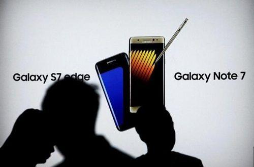 Samsung giảm 30% lợi nhuận vì Galaxy Note 7 - Ảnh 1