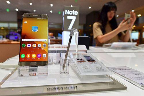 Samsung 'xin' miễn thuế đổi Galaxy Note 7 bị lỗi tại VN - Ảnh 1