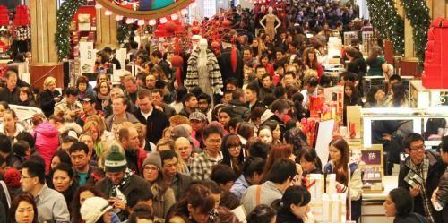 Dự đoán doanh thu mùa mua sắm Mỹ tăng nhẹ - Ảnh 1