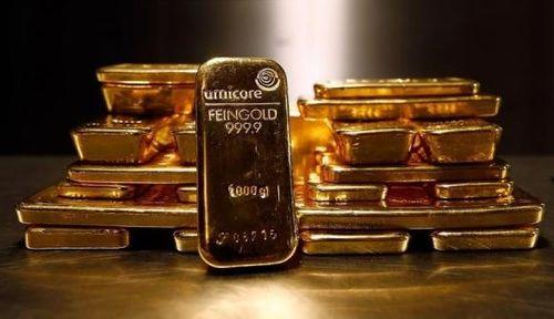 """Giá vàng chiều nay 25/11: Vàng thế giới tiếp tục """"xuyên thủng đáy"""" - Ảnh 1"""