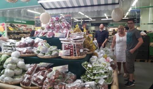 Thị trường trái cây giữa Việt Nam và EU còn đang bỏ ngỏ - Ảnh 1