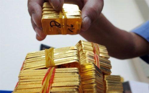 Giá vàng chiều nay 30/11: Giá vàng thế giới tiếp tục giảm - Ảnh 1