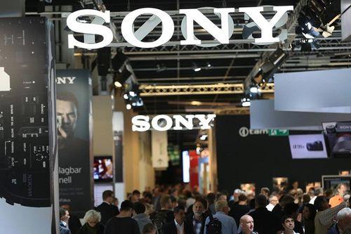Sony giảm 86% lợi nhuận trong quý II - Ảnh 1