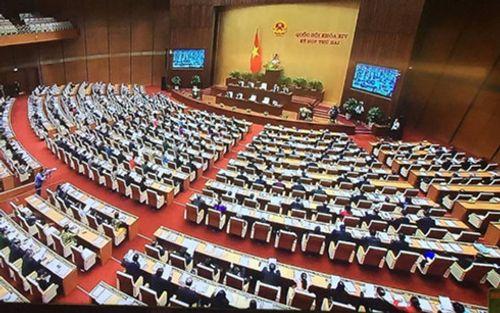 Quốc hội đặt chỉ tiêu tăng 7% lương cơ sở mỗi năm - Ảnh 1