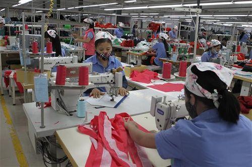 Xuất khẩu dệt may chỉ tăng 5,5% - Ảnh 1
