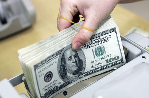 Giá USD hôm nay 30/9: Tỷ giá trung tâm tăng 9 đồng - Ảnh 1