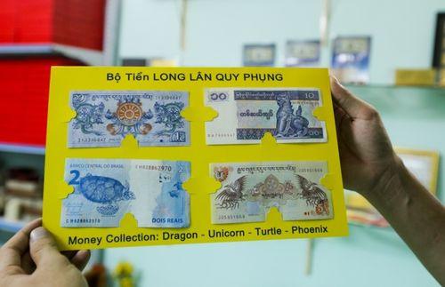 Điểm danh những tờ tiền in hình gà được săn đón dịp tết Đinh Dậu - Ảnh 4