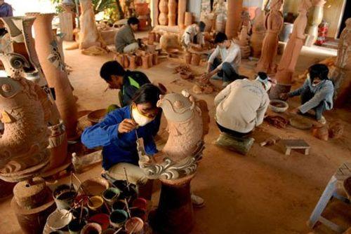 Cảnh báo tình trạng ô nhiễm môi trường làng nghề ở Hà Nội - Ảnh 1