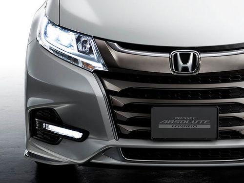 Xem bản nâng cấp mới nhất của MPV Honda Odyssey 2018 - Ảnh 1