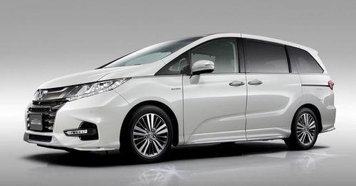 Xem bản nâng cấp mới nhất của MPV Honda Odyssey 2018 - Ảnh 2