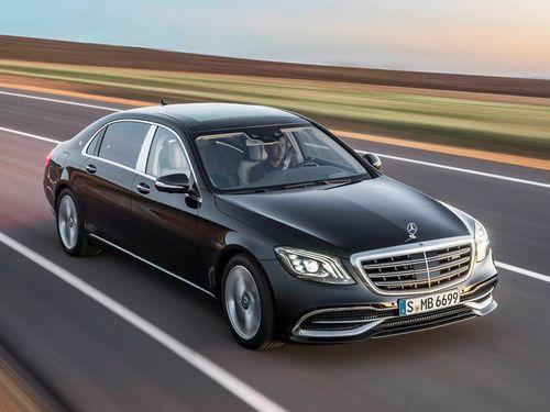 Dòng sedan cao cấp Mercedes-Benz S-Class 2018 giá từ 2,06 tỷ đồng - Ảnh 3