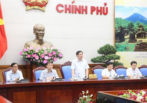 Phó Thủ tướng chủ trì họp Ban Chỉ đạo Điều hành giá - Ảnh 1