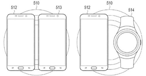 Samsung ra sạc không dây cạnh tranh Apple - Ảnh 1