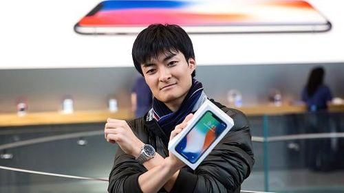 Apple lặng lẽ ra mắt iPhone X bản unlock - Ảnh 1