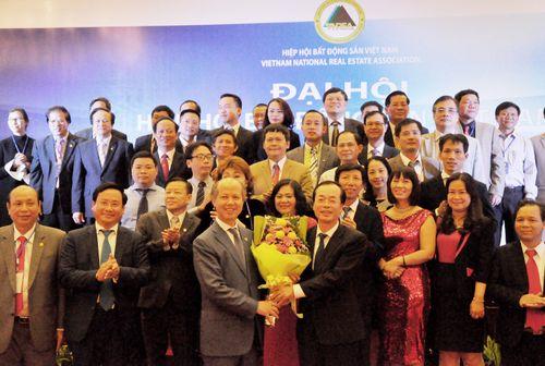 Hiệp hội BĐS Việt Nam: 15 năm xây dựng, trưởng thành - Ảnh 3