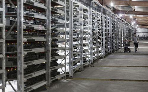Công ty khai thác Bitcoin lớn nhất thế giới ở Trung Quốc được định giá 75 tỷ USD - Ảnh 1