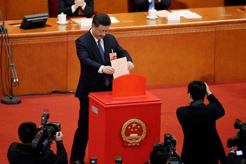 Quốc hội Trung Quốc thông qua bỏ giới hạn nhiệm kỳ chủ tịch nước - Ảnh 1