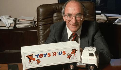 Ông chủ hãng đồ chơi huyền thoại Toys R Us qua đời sau khi phá sản vài ngày - Ảnh 1