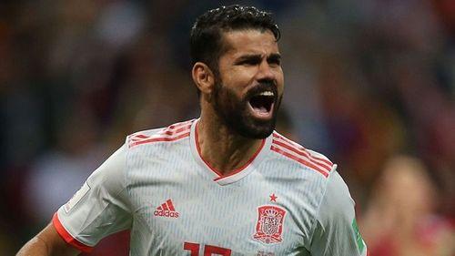 Tây Ban Nha đánh bại Iran nhờ bàn thắng may mắn của Diago Costa - Ảnh 1