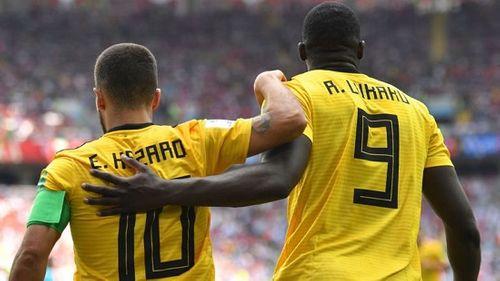 Thắng đậm Tunisia 5-2, Bỉ sáng bừng dáng dấp của nhà vô địch - Ảnh 1