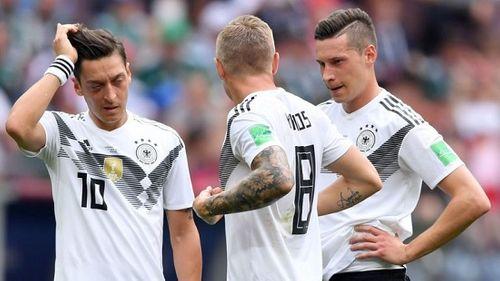 Đức–Thụy Điển: Nhà đương kim vô địch đối diện nguy cơ bị loại từ vòng bảng - Ảnh 1