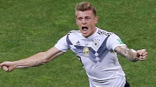 Toni Kroos ghi bàn, Đức thắng nghẹt thở Thụy Điển - Ảnh 1