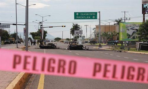 Con trai trùm ma túy Guzman nghi chủ mưu cuộc tấn công binh sĩ - Ảnh 1