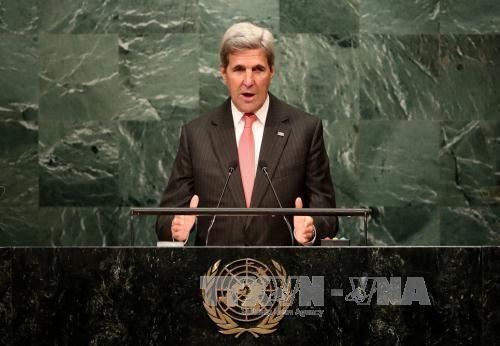 Ngoại trưởng Mỹ tố bị Nga lừa trong vấn đề Syria - Ảnh 1