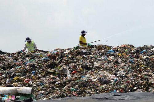 TP HCM bác bỏ đề nghị trả 2.000 tấn rác của Đa Phước - Ảnh 1