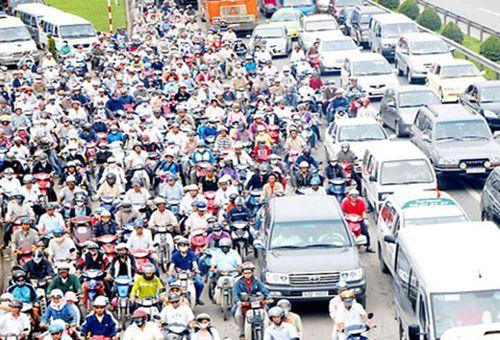 TP HCM đưa ra hàng loạt giải pháp chống kẹt xe cuối năm - Ảnh 1