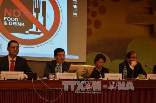 Việt Nam bỏ phiếu trắng về tình hình nhân quyền Syria - Ảnh 1