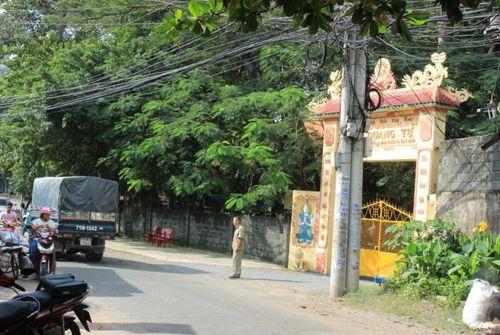 Nhân chứng kể lại phút chứng kiến vụ truy sát ở chùa Bửu Quang - Ảnh 1