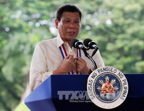 Tổng thống Philippines muốn đi theo Nga hoặc Trung Quốc - Ảnh 1