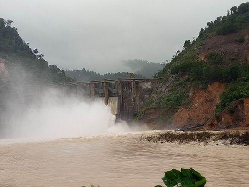 Mưa lớn diện rộng, hàng loạt hồ đập ở Hà Tĩnh thông báo xả lũ - Ảnh 3