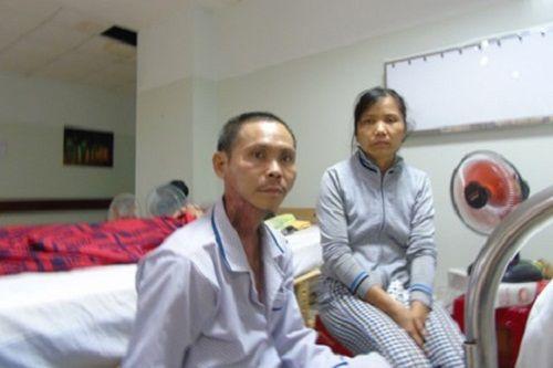 Cảm thương người lính trở về từ cuộc chiến Gạc Ma bị căn bệnh nan y  - Ảnh 1