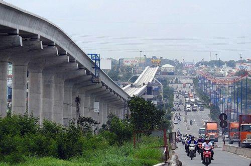 Đầu tư 250 triệu USD xây tuyến metro kết nối sân bay Tân Sơn Nhất - Ảnh 1