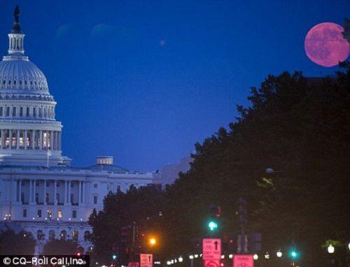 Ngắm những hình ảnh đầu tiên về siêu trăng  - Ảnh 5