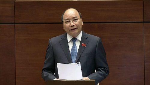 Thủ tướng Nguyễn Xuân Phúc: Mục tiêu GDP 2017 tăng 6,7% là thách thức - Ảnh 1