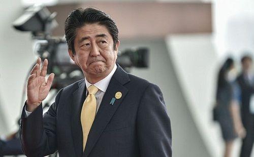 """Thủ tướng Nhật gặp Trump để """"xây dựng lòng tin"""" - Ảnh 1"""