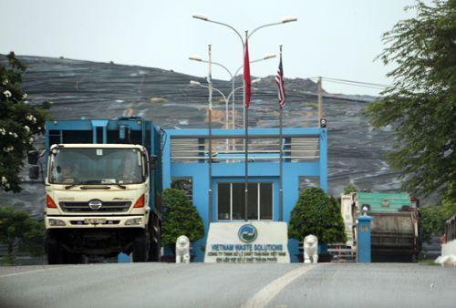 TP HCM: Đầu tư hơn 1.000 tỷ giảm ô nhiễm ở bãi rác Đa Phước - Ảnh 1