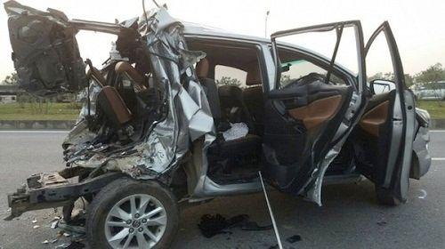Hé lộ nguyên nhân vụ tai nạn trên cao tốc Hà Nội - Thái Nguyên  - Ảnh 2