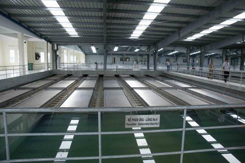 TP HCM đưa vào sử dụng nhà máy nước công suất 300.000m3/ngày - Ảnh 2
