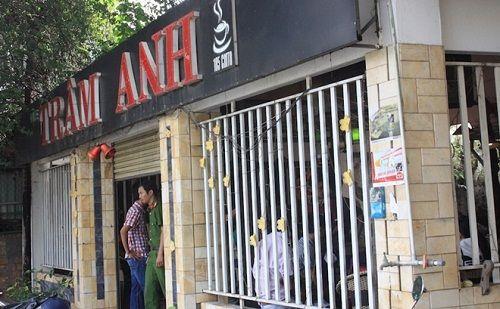Thanh niên đột nhập quán cà phê sát hại nhân viên, cưỡng hiếp chủ quán - Ảnh 1