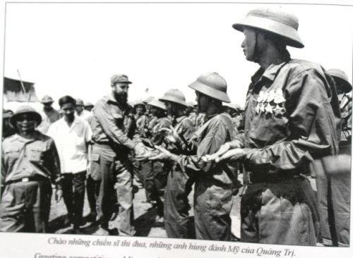 Người đàn ông Quảng Trị lưu giữ cẩn thận bức ảnh chụp Chủ tịch Fidel Castro  - Ảnh 3