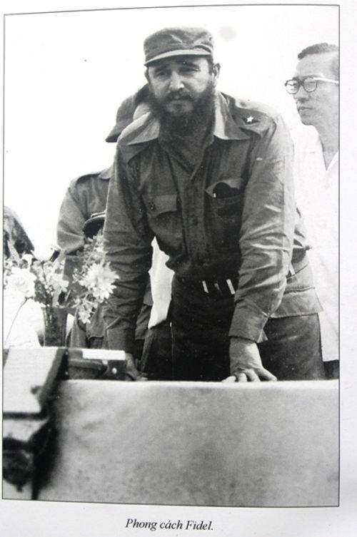 Người đàn ông Quảng Trị lưu giữ cẩn thận bức ảnh chụp Chủ tịch Fidel Castro  - Ảnh 5