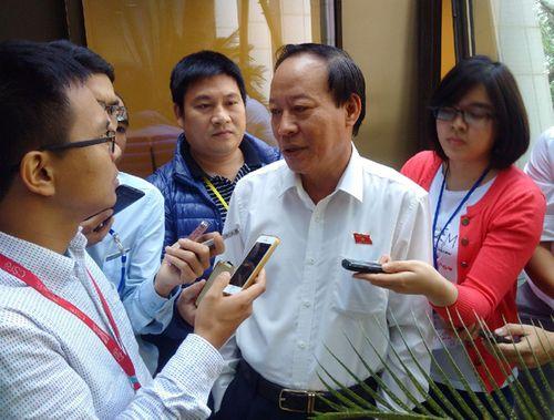 """Thứ trưởng Bộ Công an """"khuyên"""" Trịnh Xuân Thanh trở về đầu thú - Ảnh 1"""