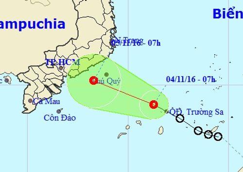 Khẩn cấp ứng phó lũ lụt nghiêm trọng và áp thấp nhiệt đới - Ảnh 1