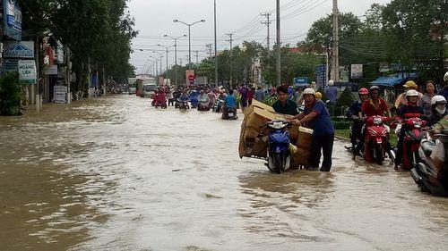 18 người chết và mất tích, 18 người bị thương sau mưa lũ ở miền Trung - Ảnh 2