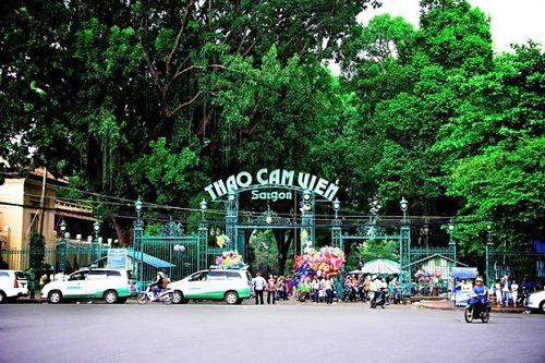Xây bãi xe ngầm có sức chứa hơn 3.000 chiếc ở Thảo Cầm Viên Sài Gòn - Ảnh 1